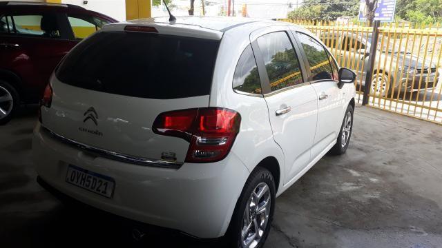 C3 2014/2015 1.6 EXCLUSIVE 16V FLEX 4P AUTOMÁTICO