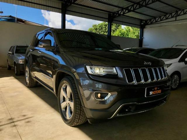 Grand Cherokee Limited 3.6 4x4 V6 Aut