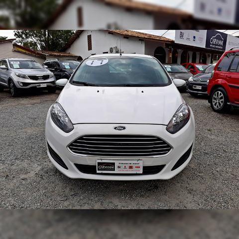 Ford New Fiesta 1.6 SE Hatch - Completo - Foto 2