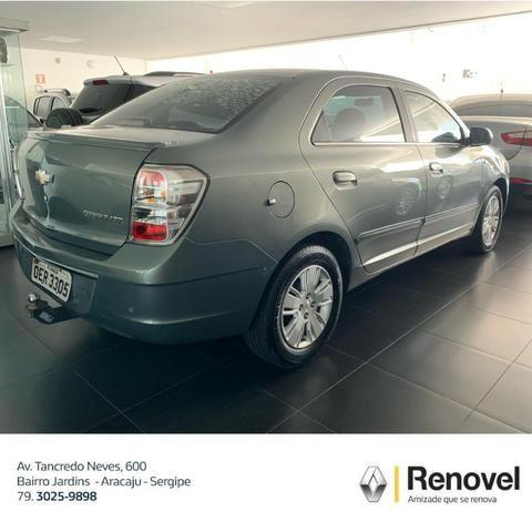 GM Chevrolet Cobalt LTZ 1.8 2014 - Renovel Veiculos - Foto 3