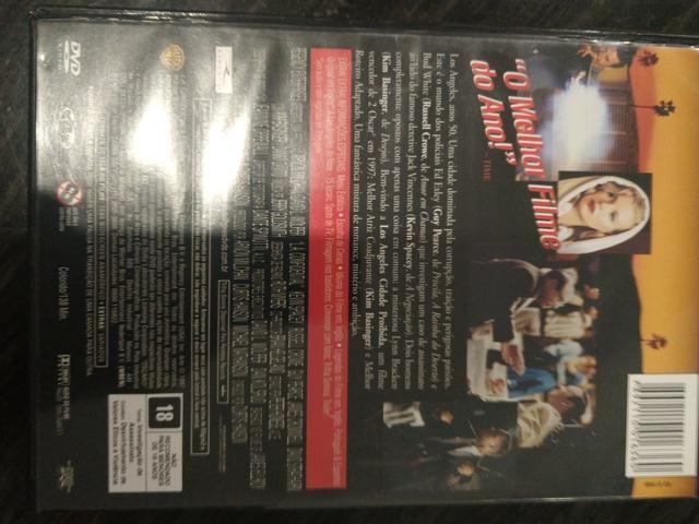 DVD Los Angeles Cidade Proibida - Foto 2