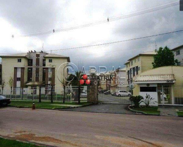 Apartamento Residencial à venda, Fazendinha, Curitiba - AP0968.