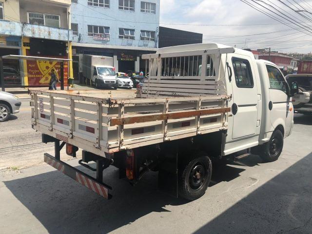 Hyundai HR 2.5 Turbo Diesel - Baixa KM - 12500 de Entrada - IPVA pago - Com Garantia - Foto 4