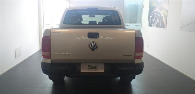 Volkswagen Amarok 2.0 se 4x4 cd 16v Turbo Intercoo - Foto 4