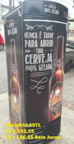 Freezer Congelador Cervejeira Expositor - Foto 2