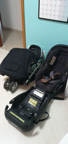 Carrinho de Bebê + bb conforto Quinny Buzz - Foto 4
