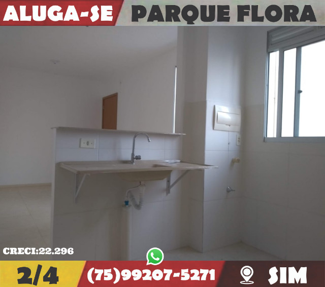 Parque Flora 2/4-Artêmia Pires-Feira de santana-Ba - Foto 17