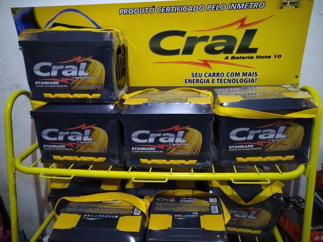 Bateria 60 amps cral - Foto 2