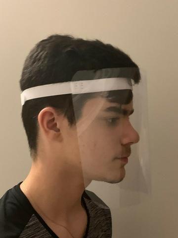 Protetor Facial para sua proteção e de sua equipe