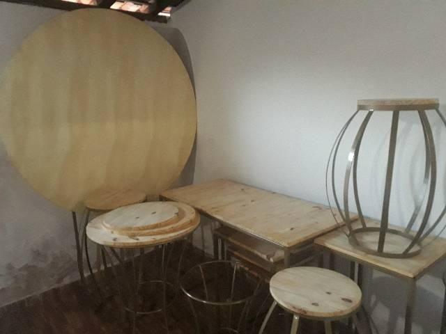 Vendo móveis para decoração de festas em perfeito estado de conservação - Foto 5