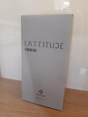Perfume Lattitude Origini 100ml masculino Amadeirad perfumaria original - Foto 2