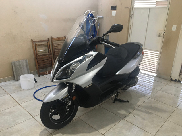 Kymco downtown 300i abs 2019 - Foto 7