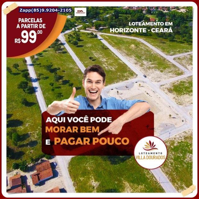 Loteamento Villa Dourados-Ligue e faça uma visita!!! - Foto 17