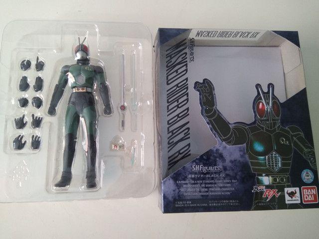 Kamen Rider Black rx shfigurarts bandai