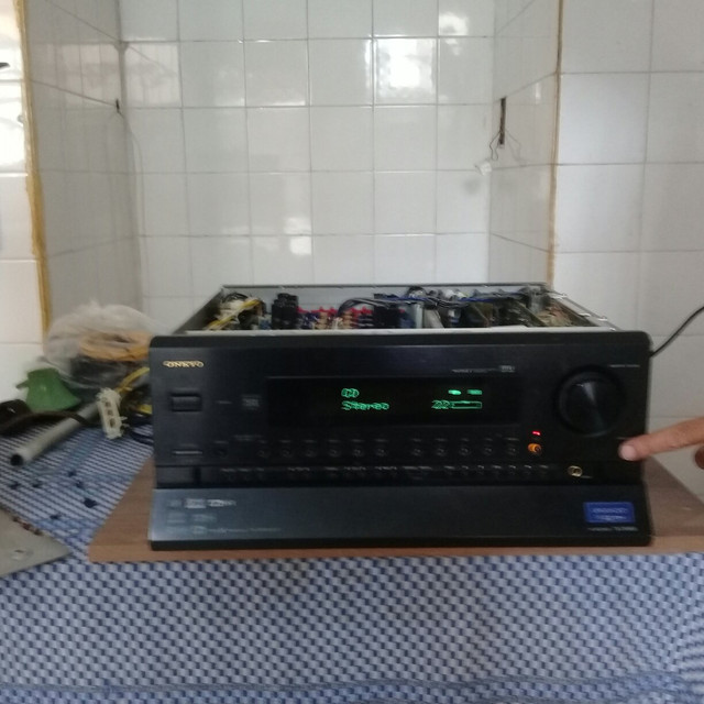 Receiver Onkio DS 989 up loaded - Foto 5