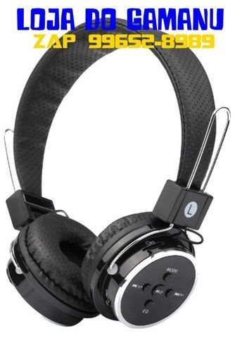 Fone Ouvido Headphone B-05 Bluetooth Usb Sd P2 Mp3 Sem Fio - Foto 2