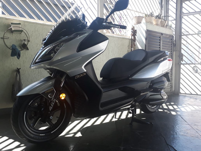 Kymco downtown 300i abs 2019 - Foto 3