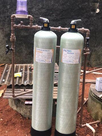 Sistema de tratamento de água - Retiramos ferro da água - Foto 5