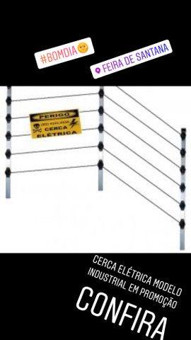 CERCA ELÉTRICA (vvendas instalação e manutenção)