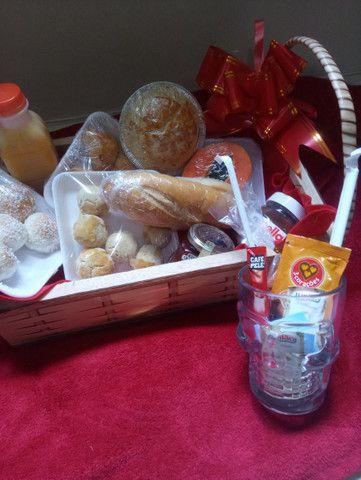 Cestas de café da manhã - Foto 6