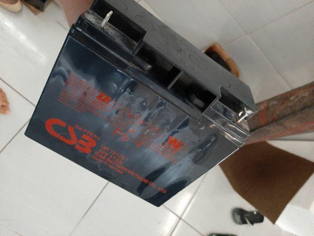 Bateria 17 amperes