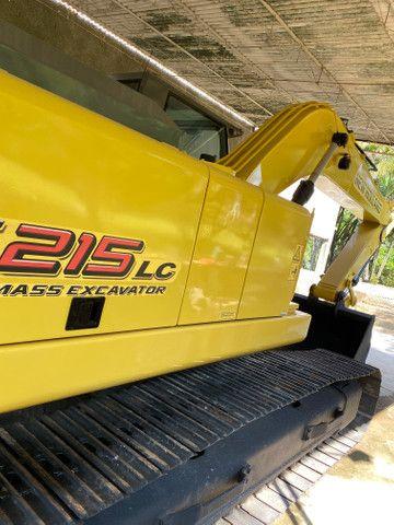 Escavadeira hidráulica FX215Lc - Foto 2