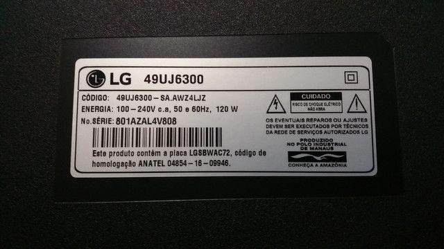 Troco smarttv LG 49 - Foto 3