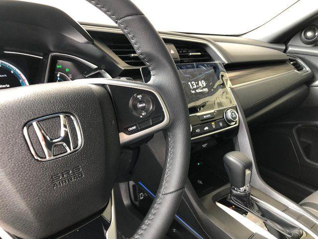 Honda Civic Touring 1.5 2021/2021 Zero Km - Foto 10