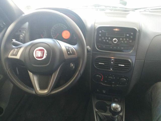Fiat Strada Freedom 1.4 flex  cabine dupla - Foto 6
