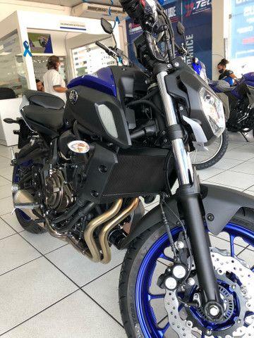 MT-07 ABS 2020/2021 Braga Motos Yamaha Manaus