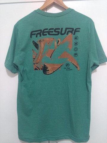 Camisetas FreeSurf e Rusty ( Aceito Cartão ) - Foto 6