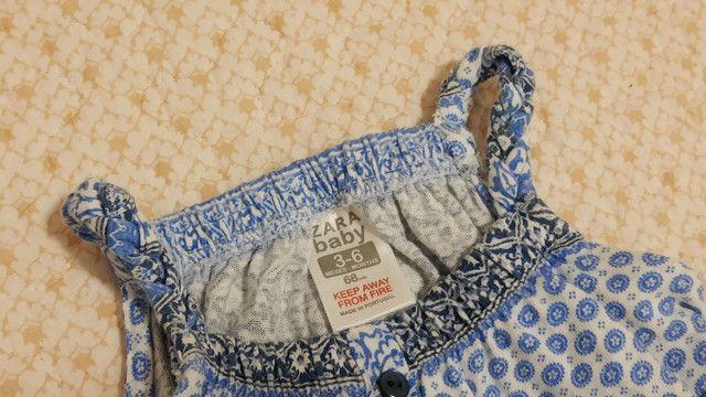 Zara bebê 3-6 meses - Foto 3
