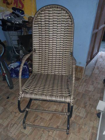 Cadeira de balaço