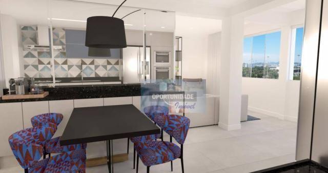 Apartamento com 3 dormitórios à venda, 140 m² por R$ 899.000,00 - Glória - Rio de Janeiro/ - Foto 4