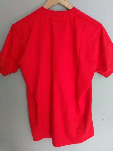 Camisa retrô Inglaterra (1966) - Ganem Sports - Foto 2