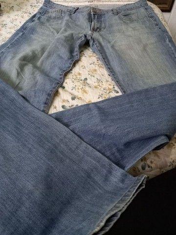 Calça Jeans Established 1984-JeansWeartng 46 - Foto 2