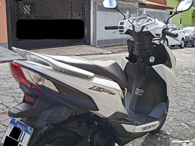Honda Elite 125 - Único dono - KM Baixa - Foto 4