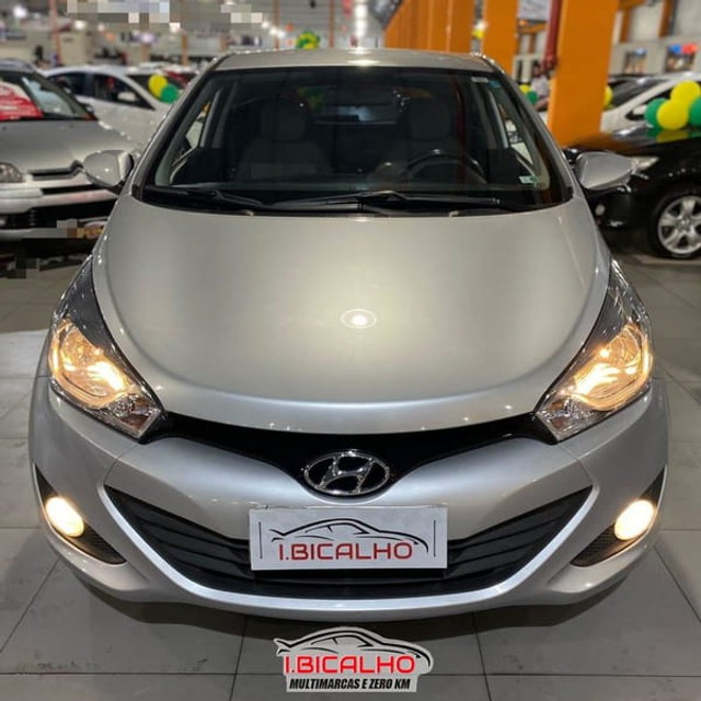 Hyundai HB20 PREMIUM 1.6 FLEX 16V MEC. - Foto 5
