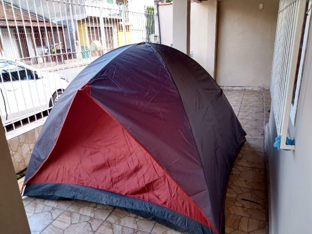 Barraca de camping Coleman LX3- 3 pessoas - Foto 4