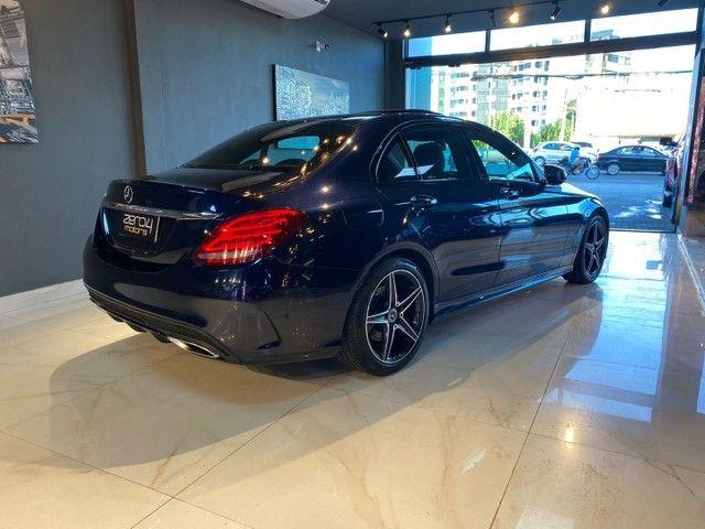 Mercedes-Benz C300 2.0 Sport 9G-Tronic 2018,Configuração Linda,Impecável  - Foto 19