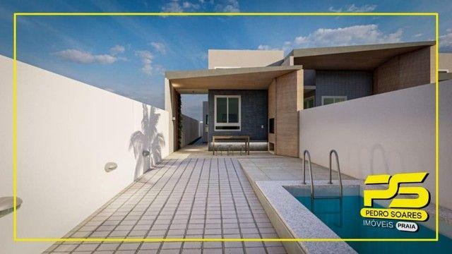 Casa com 2 dormitórios à venda por R$ 185.000,00 - Cidade Balneária Novo Mundo I - Conde/P - Foto 4