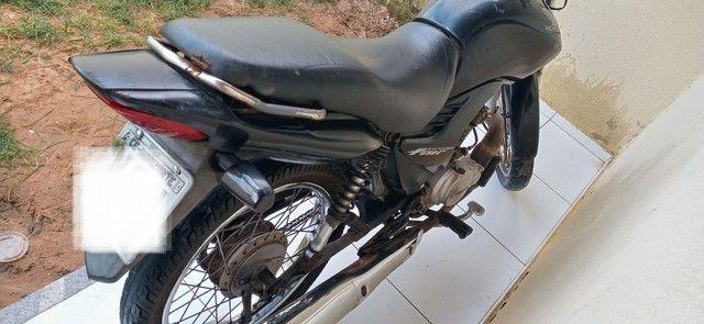 Moto Honda CG 125 Fan  - Foto 4