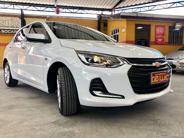 GM Chevrolet Onix Premier - 1.0 Turbo - 2020 - Foto 7