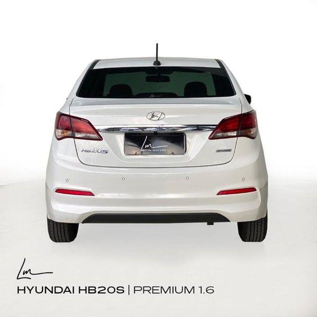 HYUNDAI HB20S PREMIUM 1.6 FLEX 16V AUT. 4P - Foto 11