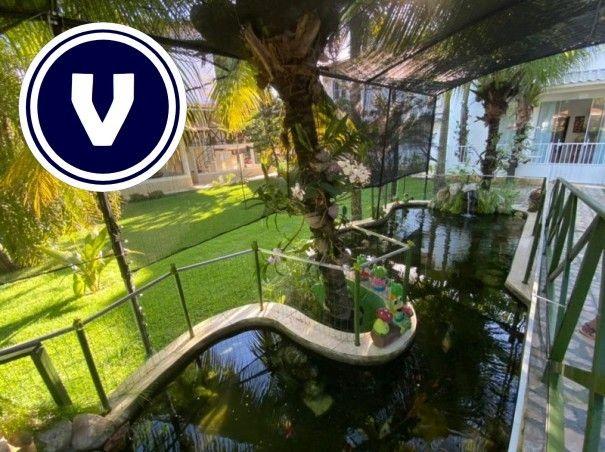 VERAS VENDE Mansão estilo colonial com 15 quartos na Tapera - Foto 4