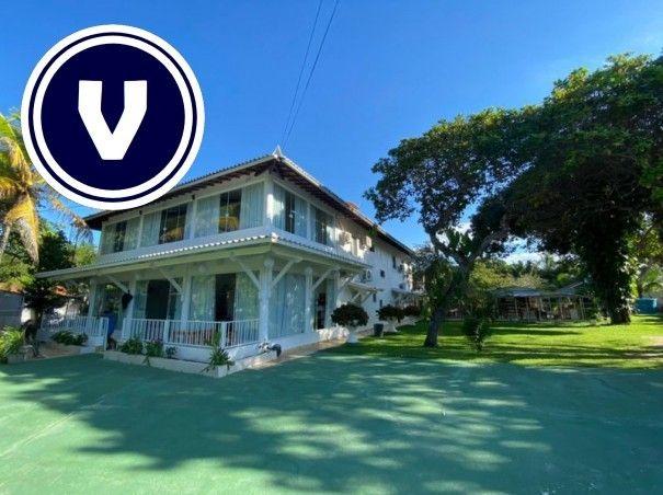 VERAS VENDE Mansão estilo colonial com 15 quartos na Tapera - Foto 2