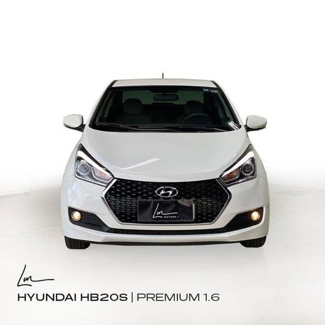 HYUNDAI HB20S PREMIUM 1.6 FLEX 16V AUT. 4P - Foto 2