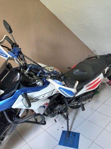 Moto XRE 300RALLY - Foto 4