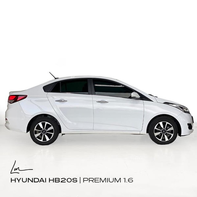 HYUNDAI HB20S PREMIUM 1.6 FLEX 16V AUT. 4P - Foto 4