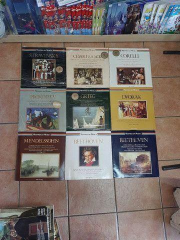 Coleção Mestre da musica lp vinil  - Foto 2